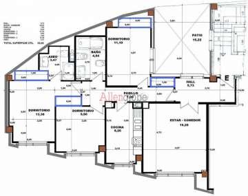 Candas excelente piso 83 m utiles 3 dormitorios con - Armarios empotrados oviedo ...